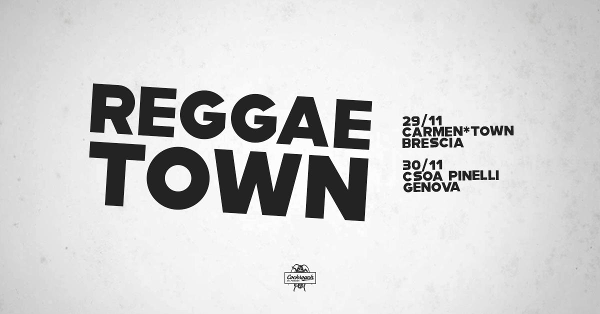 Reggae Town: la connessione in levare fra due città